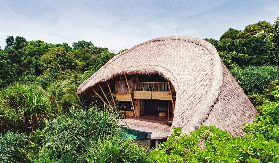 Cempedak Private Island, Indonesia. TravelPlusStyle.com