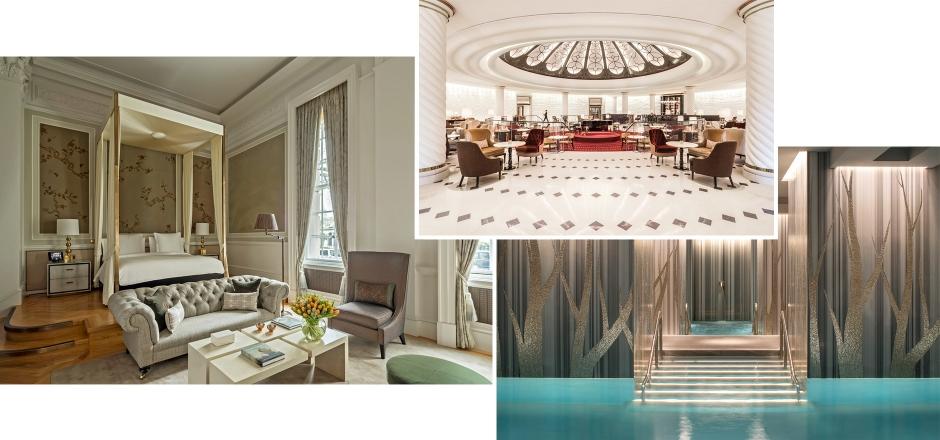 Four Seasons Hotel at Ten Trinity Square, London, UK. TravelPlusStyle.com