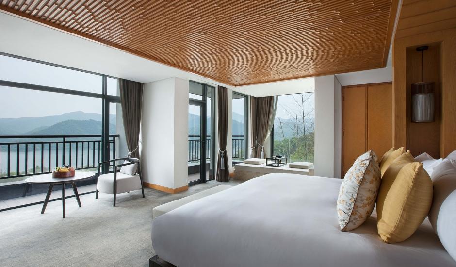 Alila Anji, Zhejiang,China. TravelPlusStyle.com
