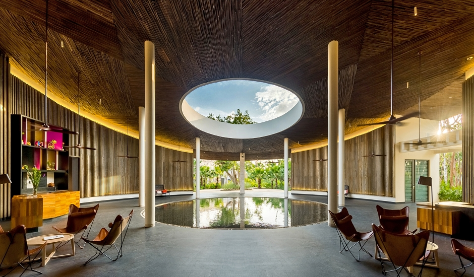 Andaz Mayakoba - a concept by Hyatt, Mexico. TravelPlusStyle.com