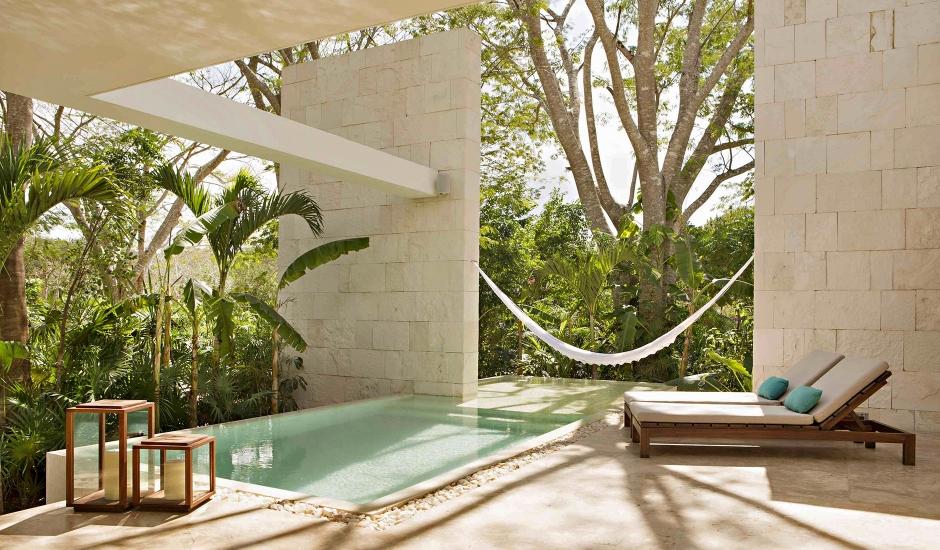 Chablé, Yucatán Peninsula, Mexico. TravelPlusStyle.com