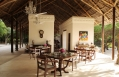 Dining room © The Red Pepper House, Lamu
