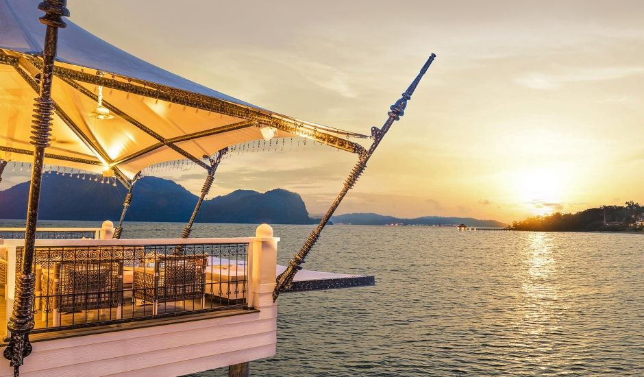 The St. Regis Langkawi, Malaysia. TravelPlusStyle.com