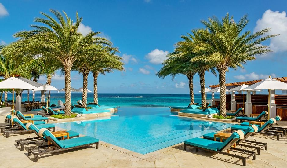 Zemi Beach House, Anguilla. TravelPlusStyle.com