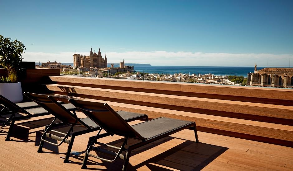 Nakar Hotel, Palma de Mallorca, Spain.