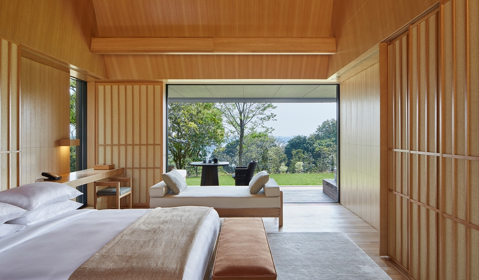 Amanemu, Ise-Shima National Park, Japan. TravelPlusStyle.com