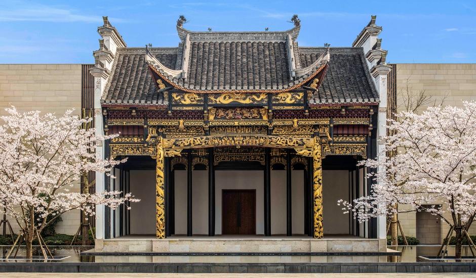 Ahn Luh Zhujiajiao, Shanghai, China. TravelPlusStyle.com