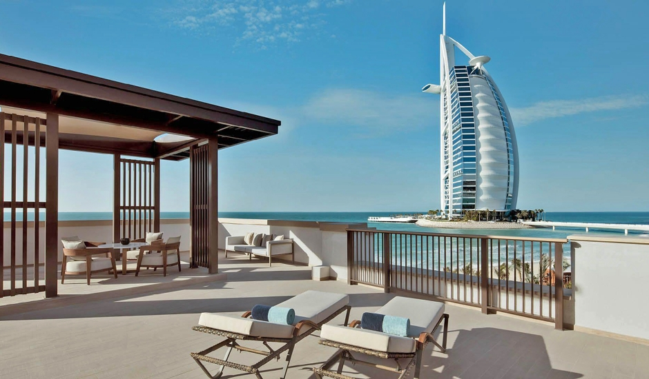 Jumeirah Al Naseem at Madinat Jumeirah, Dubai,UAE. TravelPlusStyle.com