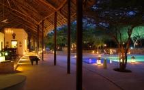 Evening shot © The Red Pepper House, Lamu