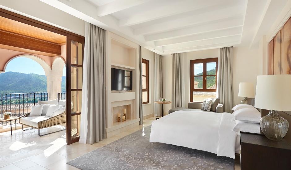 Park Hyatt Mallorca, Spain. TravelPlusStyle.com