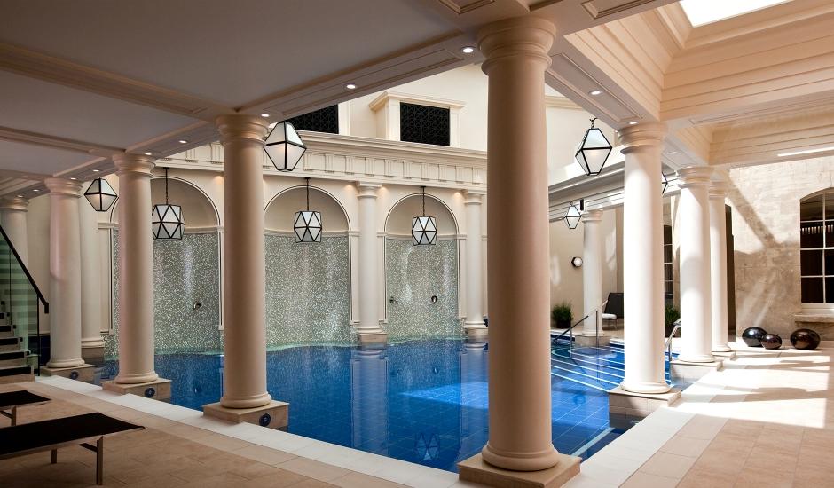 The Gainsborough Bath Spa, Bath, UK. TravelPlusStyle.com