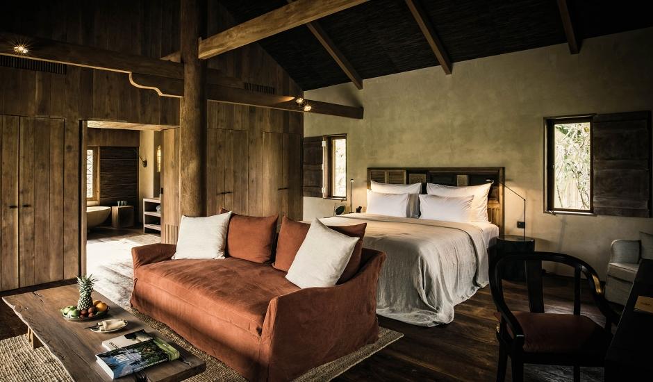Zannier Hotels Phum Baitang, Siem Reap, Cambodia. TravelPlusStyle.com