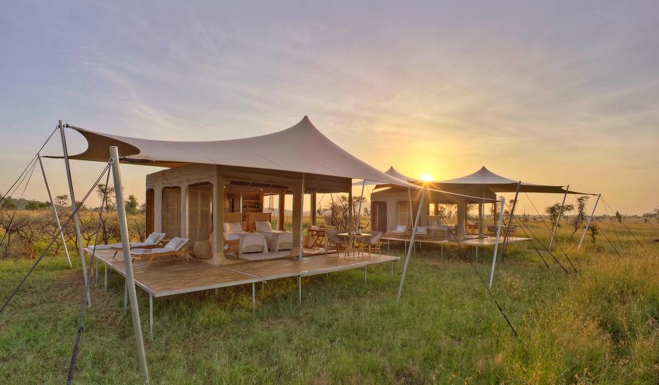 Roving Bushtops Camp, Serengeti, Tanzania. TravelPlusStyle.com