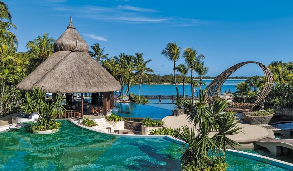 Shangri-La's Le Touessrok Resort&Spa, Mauritius. TravelPlusStyle.com