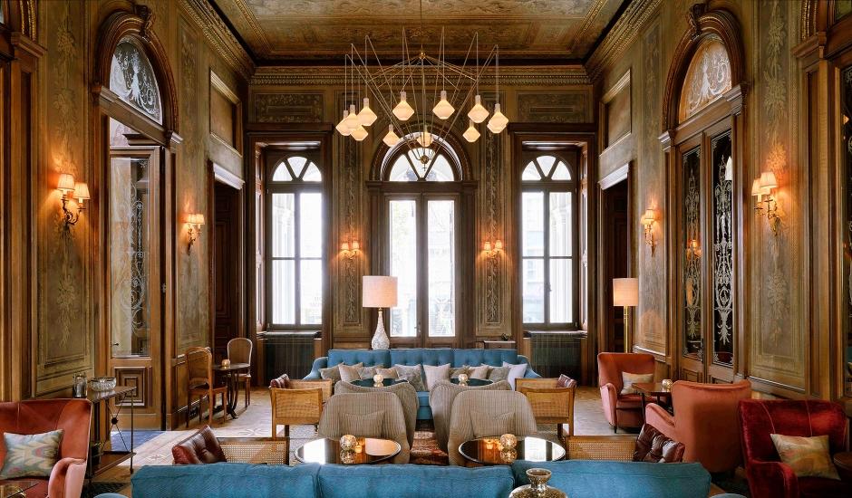 Soho House Istanbul,Turkey. TravelPlusStyle.com
