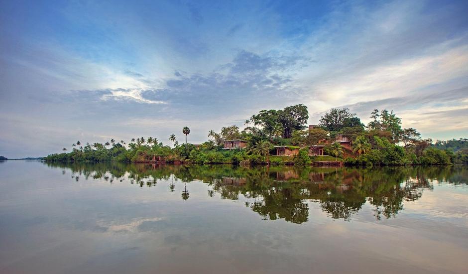 Tri Lanka, Koggala Lake, Sri Lanka. TravelPlusStyle.com