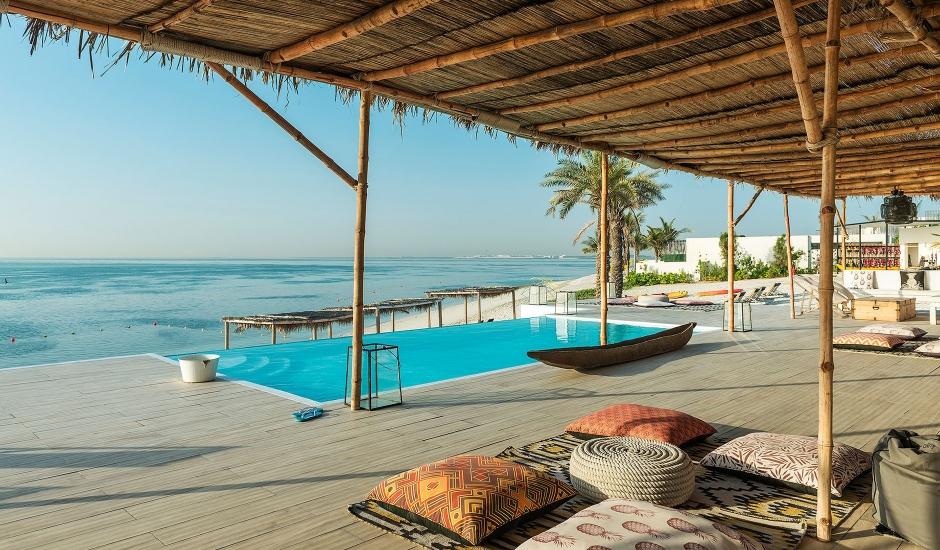 Zaya Nurai Island, Abu Dhabi, United Arab Emirates. TravelPlusStyle.com