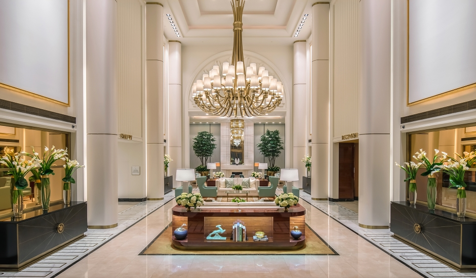 Waldorf Astoria Beverly Hills, California, US. TravelPlusStyle.com