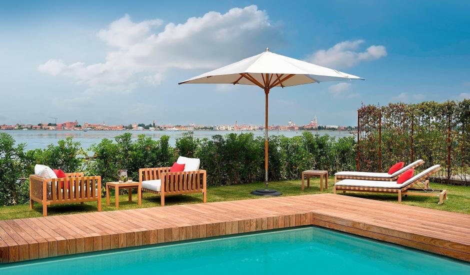 JW Marriott Venice Resort & Spa, Venice, Italy. TravelPlusStyle.com