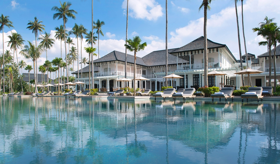 The Sanchaya, Bintan Island, Indonesia. TravelPlusStyle.com