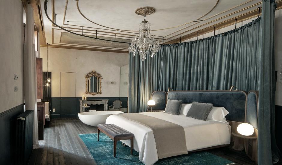 Can Bordoy Grand House & Garden, Majorca, Spain. TravelPlusStyle.com