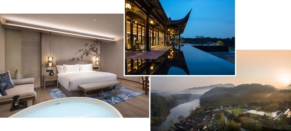 Banyan Tree Anji, China. TravelPlusStyle.com