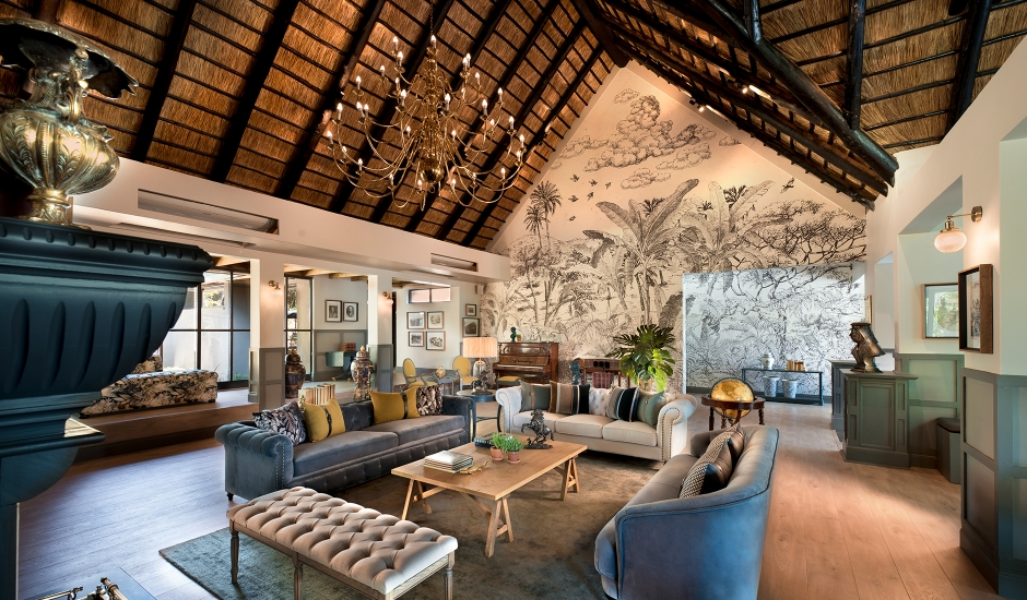 The Stanley and Livingstone Boutique Hotel, Victoria Falls, Zimbabwe. TravelPlusStyle.com