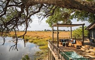 Kings Pool, Linyanti, Okavango Delta, Botswana. TravelPlusStyle.com