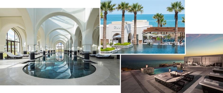 Four Seasons Hotel Tunis, Tunisia. TravelPlusStyle.com
