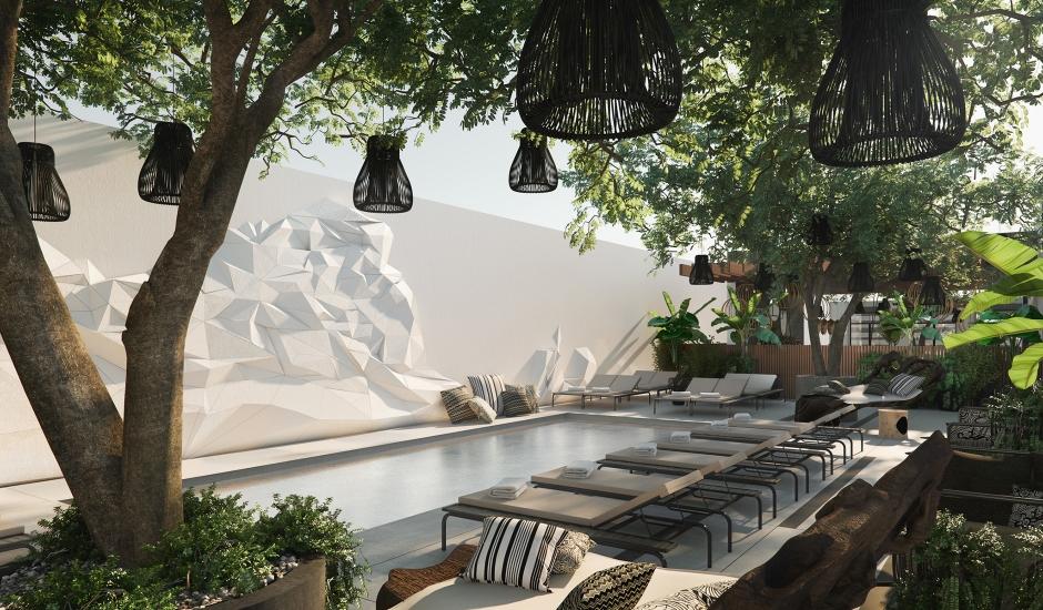 Kimpton La Peer Hotel, Los Angeles, US. TravelPlusStyle.com