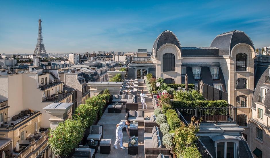 The Peninsula Paris, France. TravelPlusStyle.com