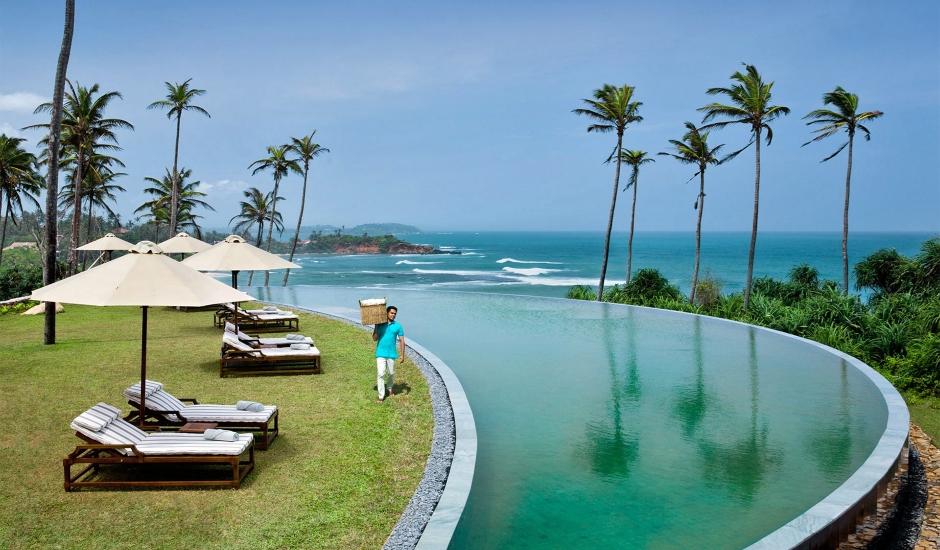 Cape Weligama, Sri Lanka. TravelPlusStyle.com