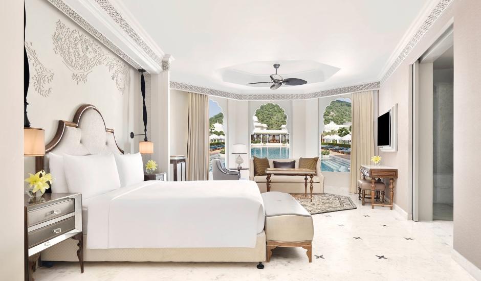 JW Marriott Jaipur Resort & Spa, India. TravelPlusStyle.com