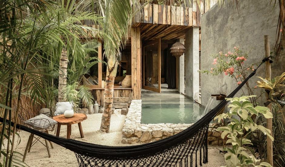 Be Tulum,Tulum, Mexico. TravelPlusStyle.com