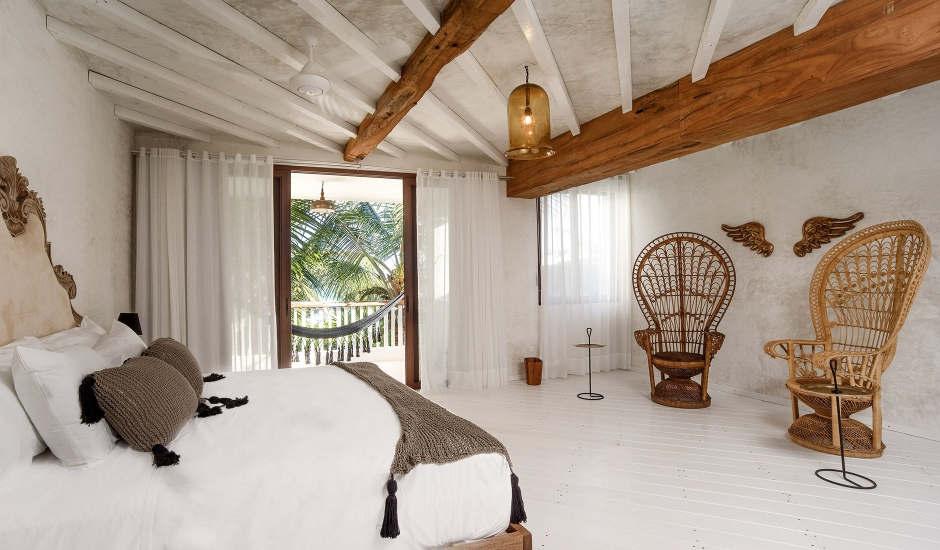 Villa La Semilla, Tulum, Mexico. TravelPlusStyle.com