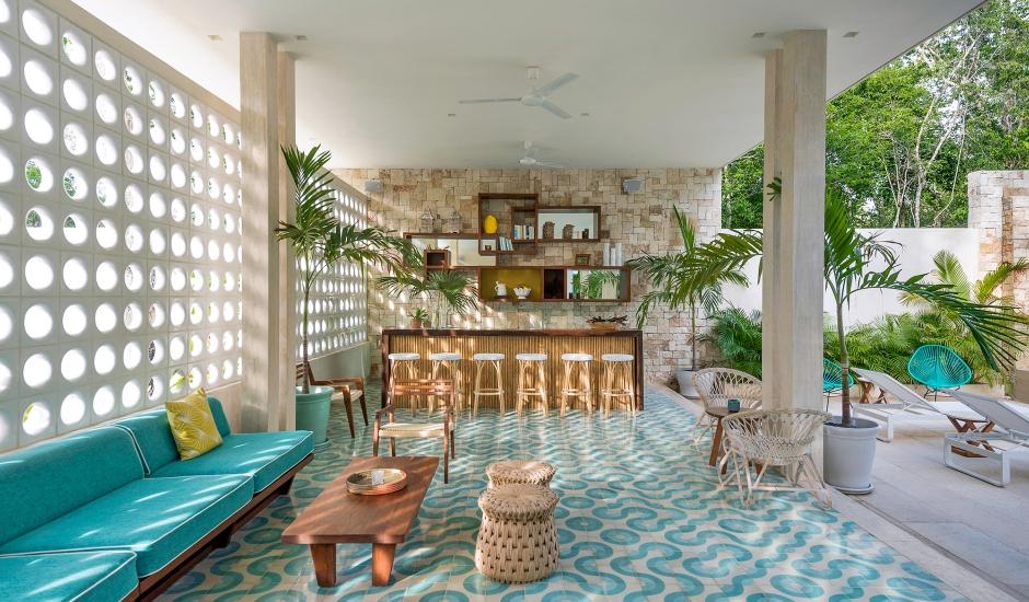 Hotel Tiki Tiki Tulum, Mexico. TravelPlusStyle.com