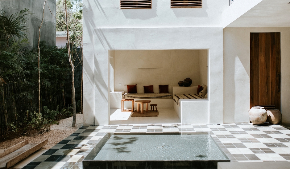 Casa Pueblo Tulum, Tulum, Mexico. TravelPlusStyle.com