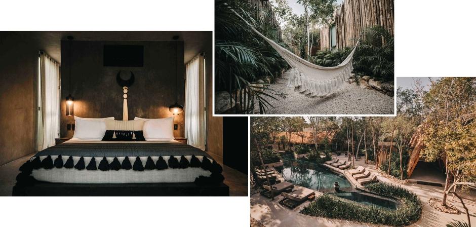Hotel Bardo, Tulum, Mexico. TravelPlusStyle.com