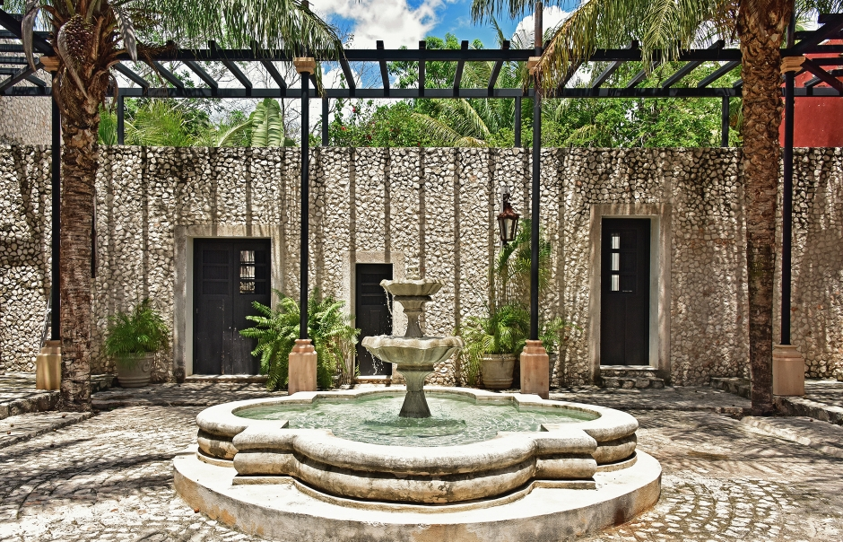 Coqui Coqui Meson De Malleville Valladolid Residence & Spa, Mexico. © Photo by TravelPlusStyle