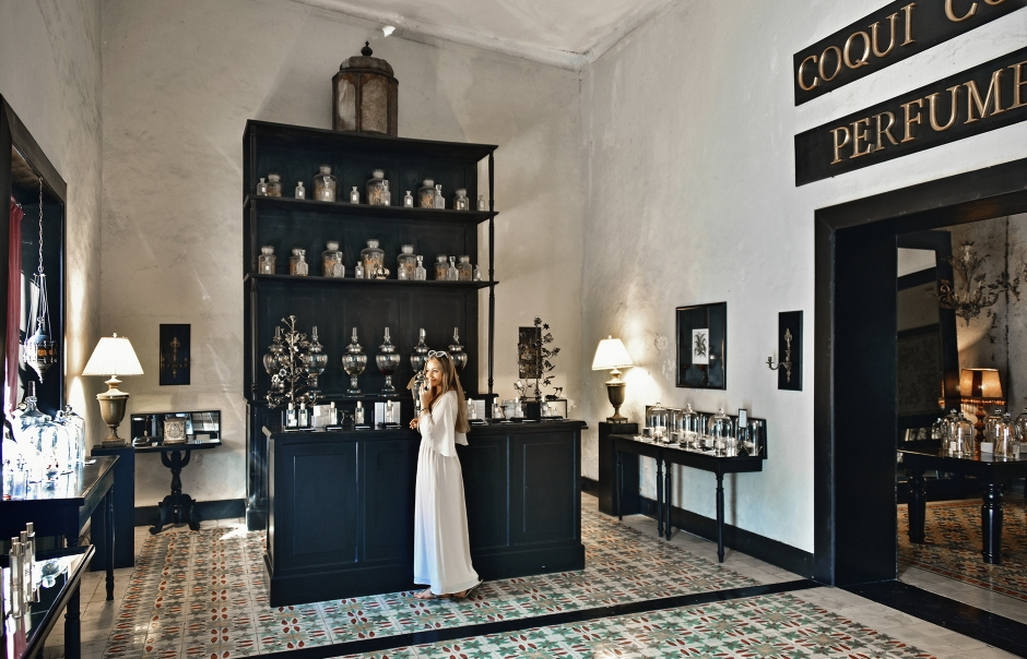 Coqui Coqui Valladolid Residence & Spa, Mexico. © Photo by TravelPlusStyle
