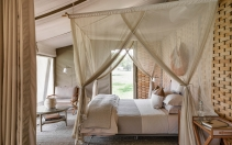 Singita Sabora Tented Camp - Grumeti Serengeti, Tanzania. Hotel Review by TravelPlusStyle. Photo © Singita