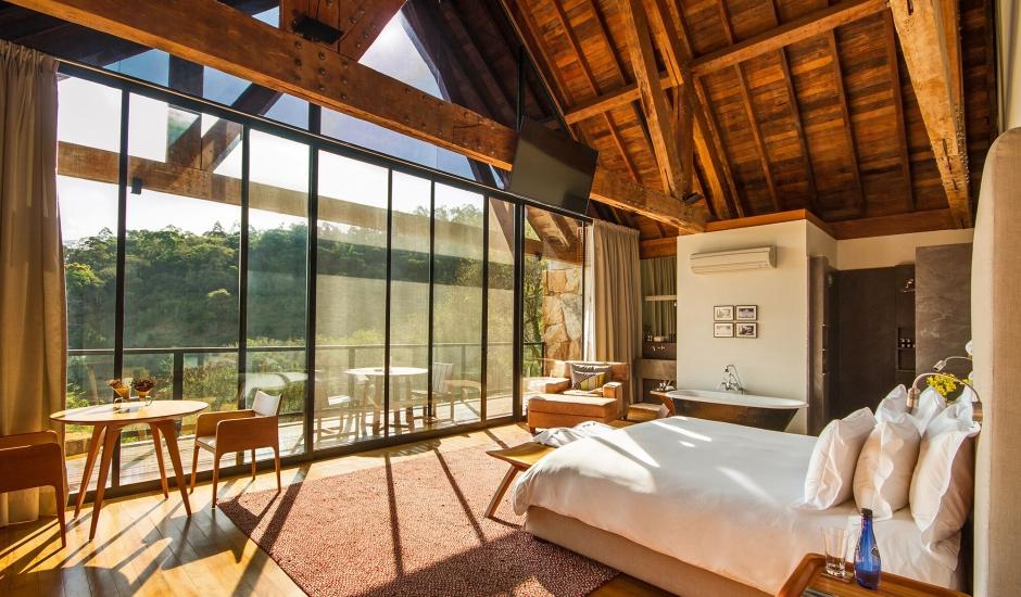 Six Senses Botanique, Brazil. TravelPlusStyle.com