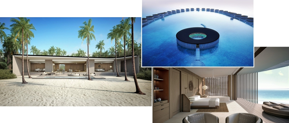 The Ritz-Carlton Maldives, Fari Islands, Maldives. TravelPlusStyle.com