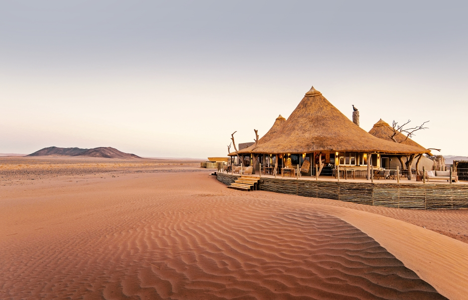 Little Kulala, Sossusvlei, Namibia. Hotel Review by TravelPlusStyle. Photo © Wilderness Safaris