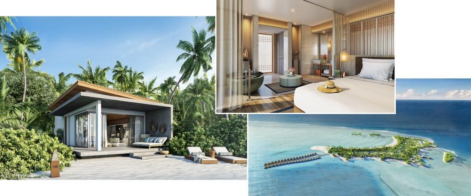 The Chedi Kuda Villingili, Maldives. TravelPlusStyle.com
