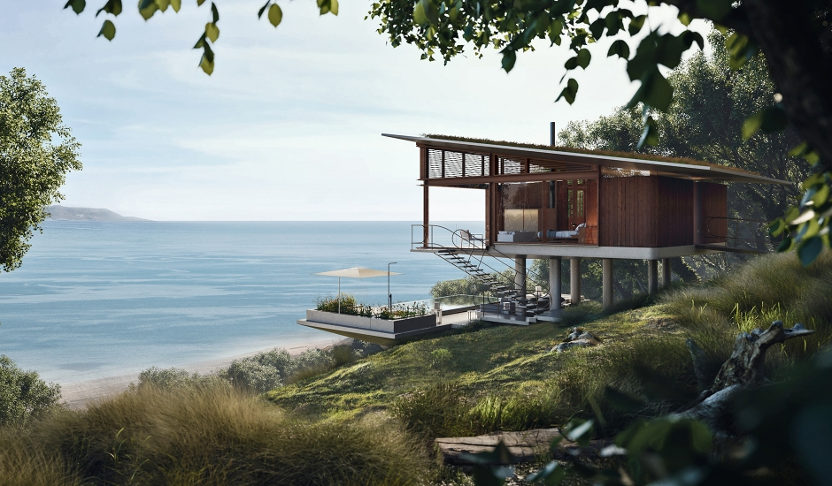 Six Senses Resort Papagayo, Costa Rica. TravelPlusStyle.com