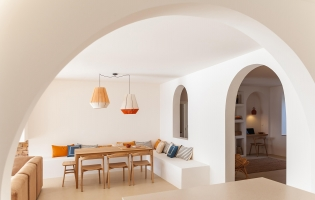 Casa Santa Teresa, Corsica, France. TravelPlusStyle.com