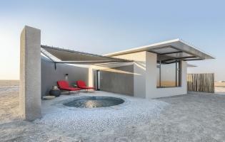 Etosha King Nehale, Namibia. TravelPlusStyle.com
