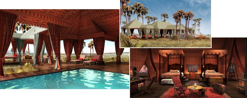 Jack's Camp, Botswana. TravelPlusStyle.com