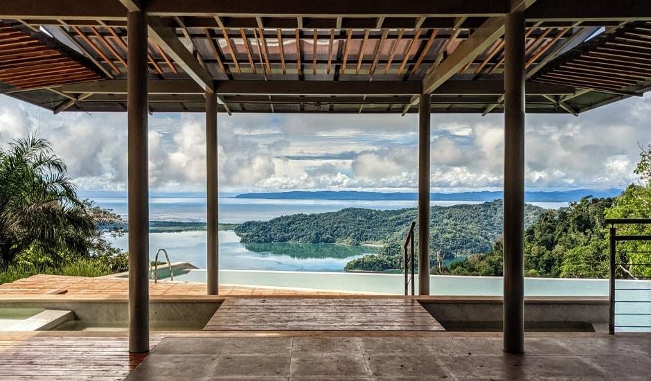 Cielo Lodge, Golfito, Costa Rica. TravelPlusStyle.com